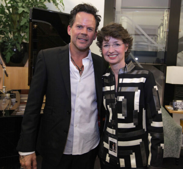 Gary Allan and Dr. Garrett