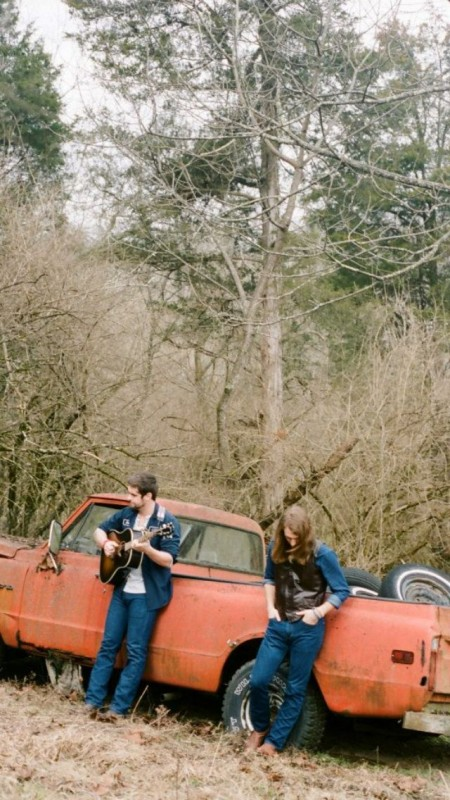 Nick Jamerson and Kris Bentley of Sundy Best.
