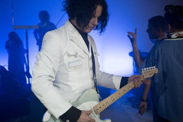 Jack White in London