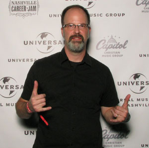 Jason Coleman at UMG Career Jam